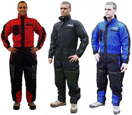 Blueskyblue DBX winter suit 4-Layer with Cordura Flying Suit