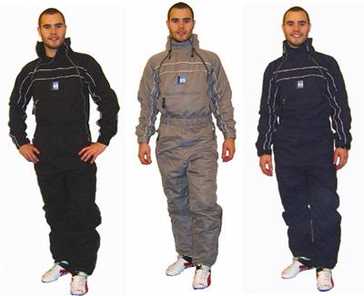 Blueskyblue BRAVO style SUMMER suit 2-Layer