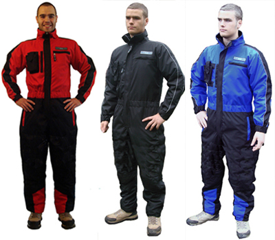 2-Layer DBX flying suit CORDURA outer