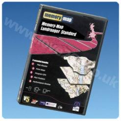 Memory-Map Landranger